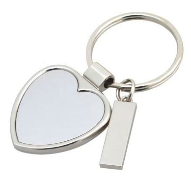 Metal Blank Keyring, Key Chain with Bottle Opener (GZHY-KA-063)