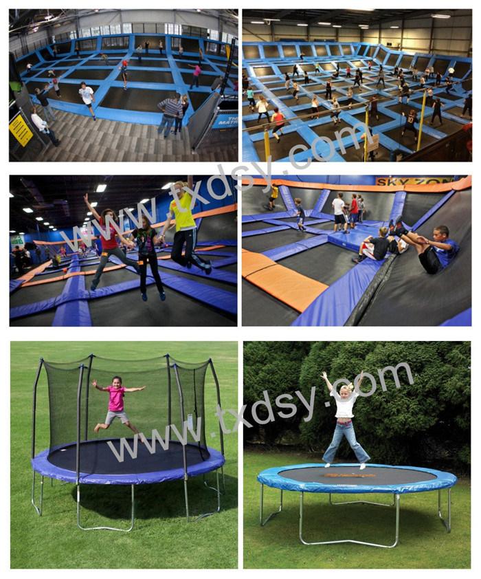 Excellent Design Ce Safe Indoor Soft Playground for Kids (TXD16-12602)