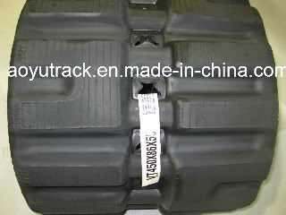 Excavator Rubber Track Size 300 X 55 X 70