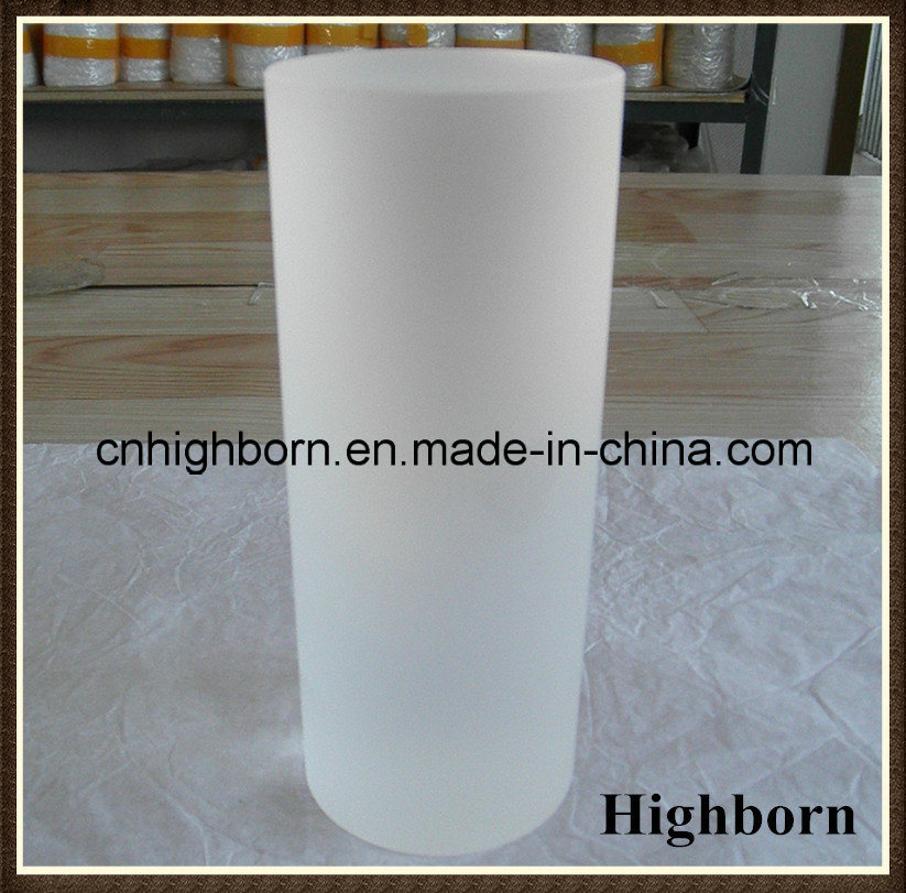 High Quality Opaque Milky White Silica Quartz Glass Rod