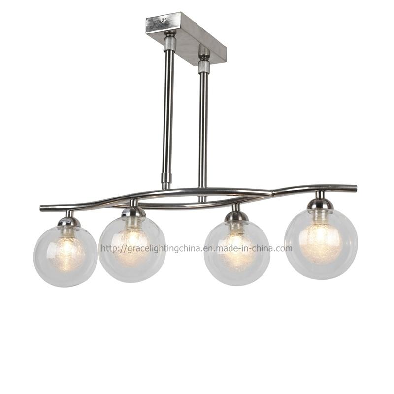 Professional Lamp Manufacturer CE Modern Chandelier (GD-F01A-6)