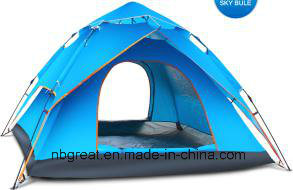 Traving and Hiking 3-4 Person Camping Family Tent