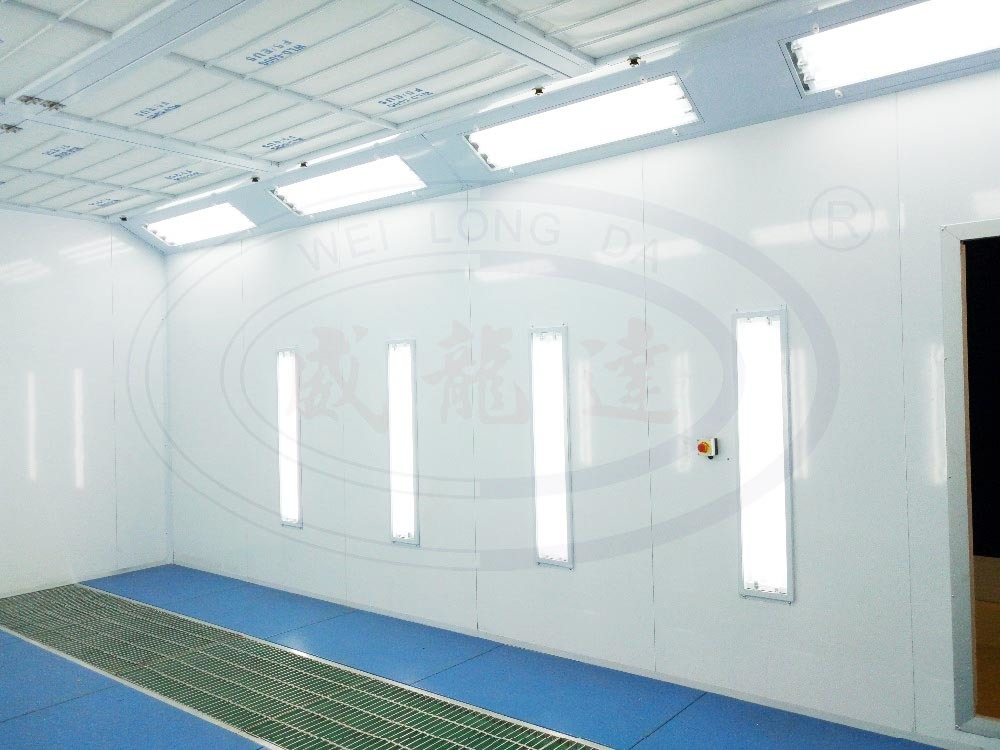 Wld8200 High Quality Car Spray Painting Cabin/Room/Chamber/Oven/Paint Booth (CE)