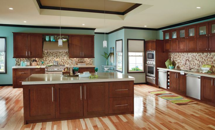 2015 Solid Wood Kitchen Furniture