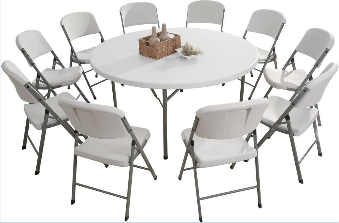 "60"" Round Dining Banquet Table (YCZ-152R)"