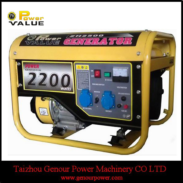 China Supplier OEM Gasoline Hho Power Generator
