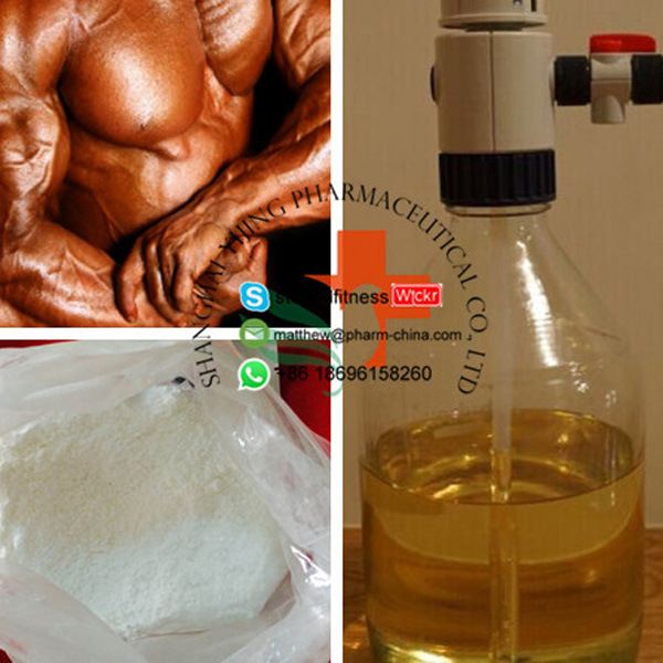 Blend Semi-Finished Oil Rip Cut 175mg/Ml for Bodybuilding