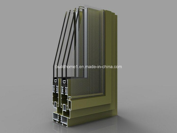 Anodized Bronze Aluminium Doors and Windows