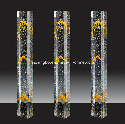 Glass Pillar/Glass Handrail/Home Decoration