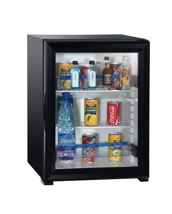 No MOQ Custom Beer Mini Fridge Wine Cabinets Fridge Case Xc-30-G