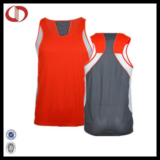 New Style Breathable Mens Sports Tops
