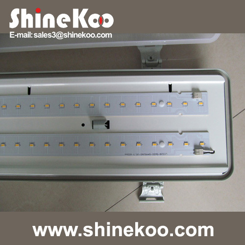 4ft Waterproof IP65 Tri-Proof LED Lighting Fixture (SUNTF08-24/120)