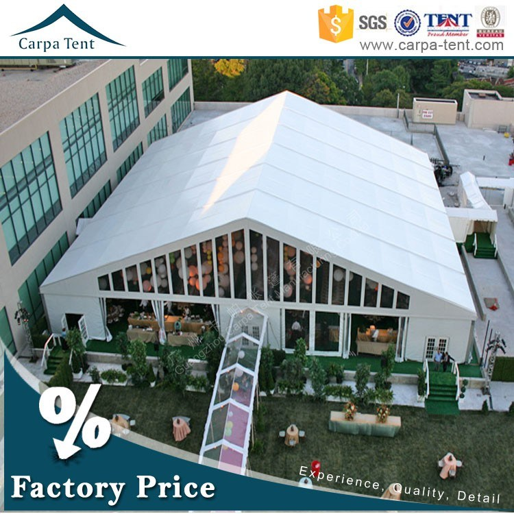 Deluxe Strong Clear Span Party Marquee Tent for Wedding