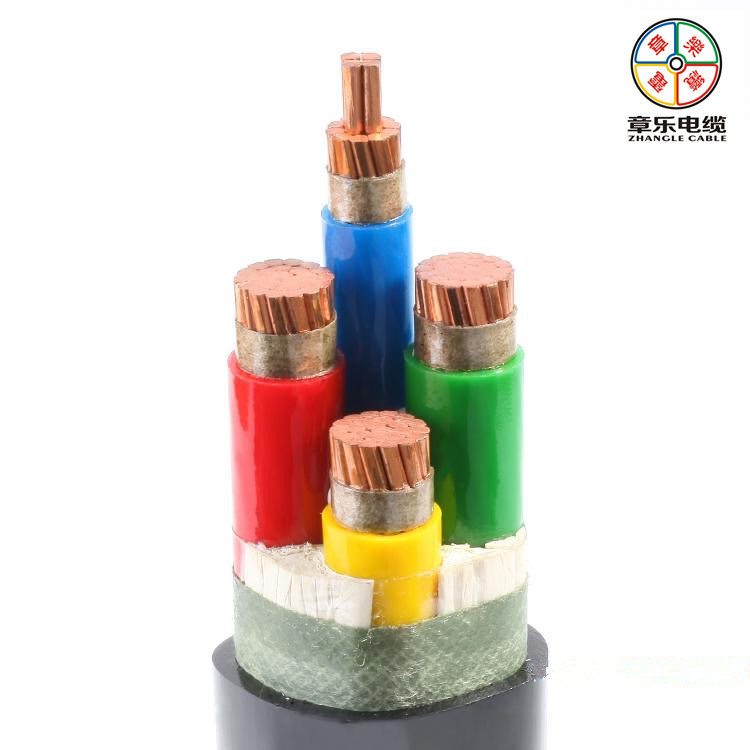 XLPE Insulated Cable, PVC Power Cable 600/1000V