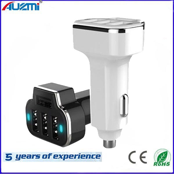5.2A Brand New 4 USB Car Charger