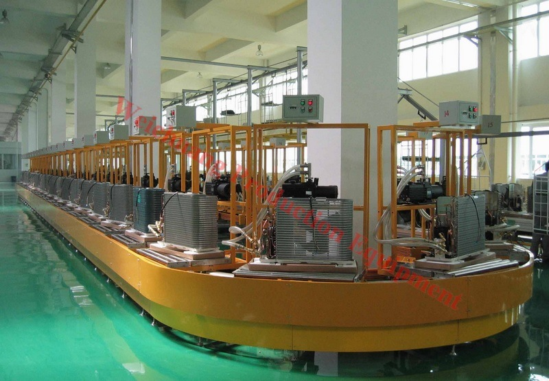 Air-Conditioner Assembly Line / Production Line