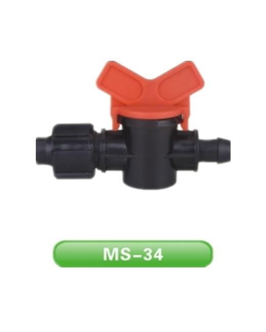 POM Mini Valve for Irrigating Equipments (MS-34)