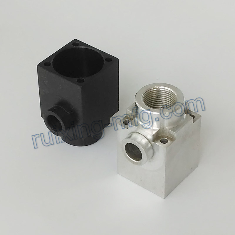 Custome Made Aluminum Central Machinery Parts for Mechanical Part