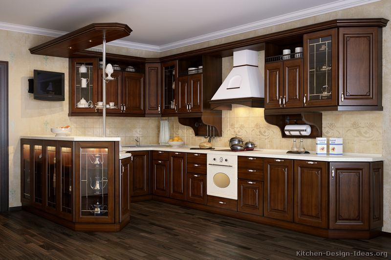 Dark Colors For Kitchen Cabinets - Best Kitchen Cabinets 2017