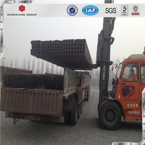 China Manufacturer Customized Section Square Hollow Steel