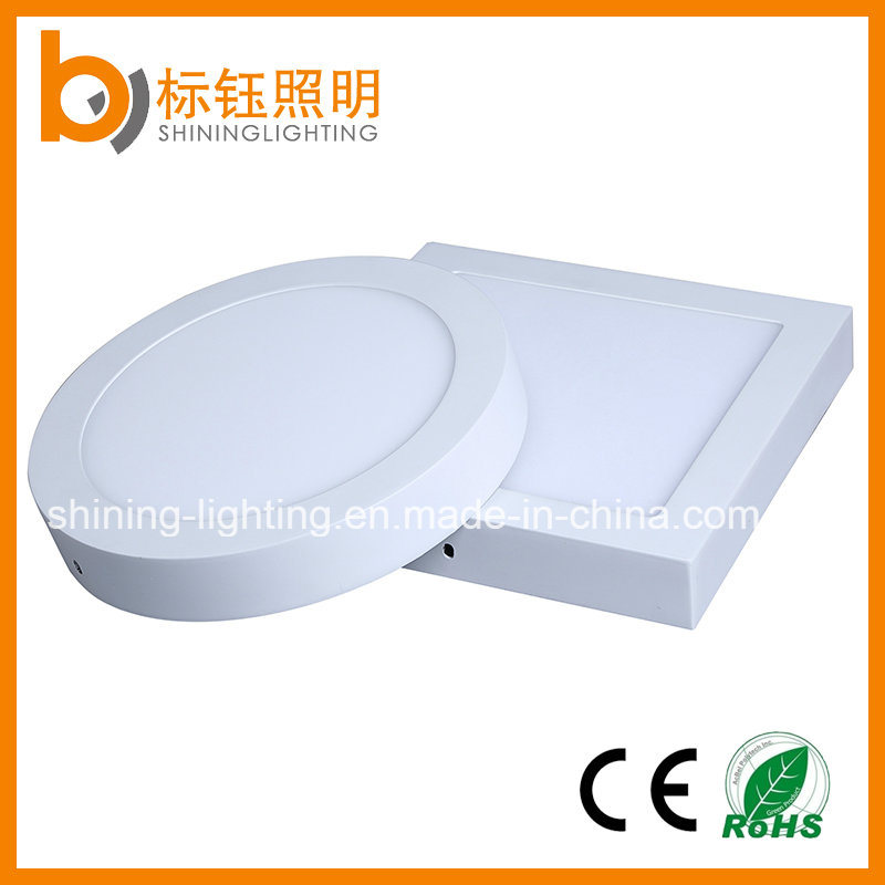 Ce RoHS Approved Warm White Ceiling Light Surface Mount LED Panel Light