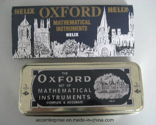 Mathematical Set Instruments, Math Set, Geometry Box