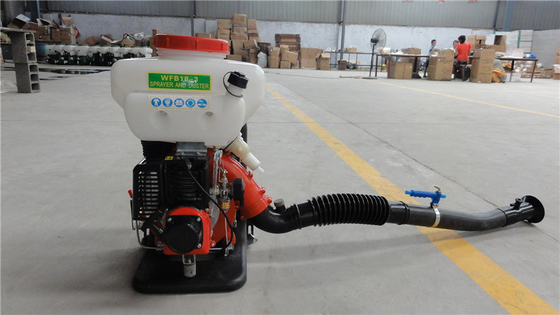 14L Gasoline Knapsack Mister Sprayer Duster Mist Blower with CE Certificate (HT-18-3)