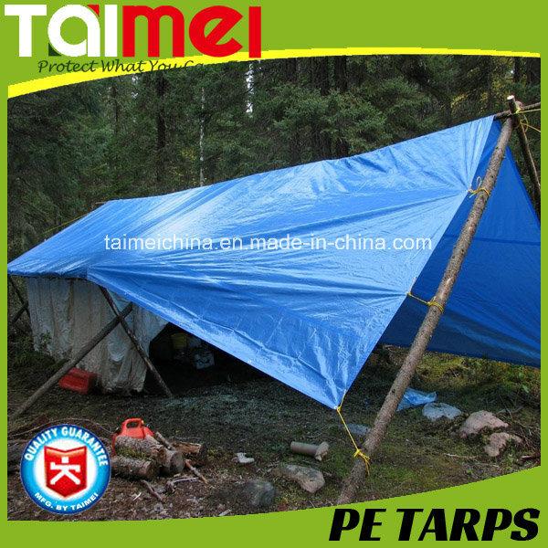Tarpmax Brand High Quality PE Tarpaulin for Truck Cover