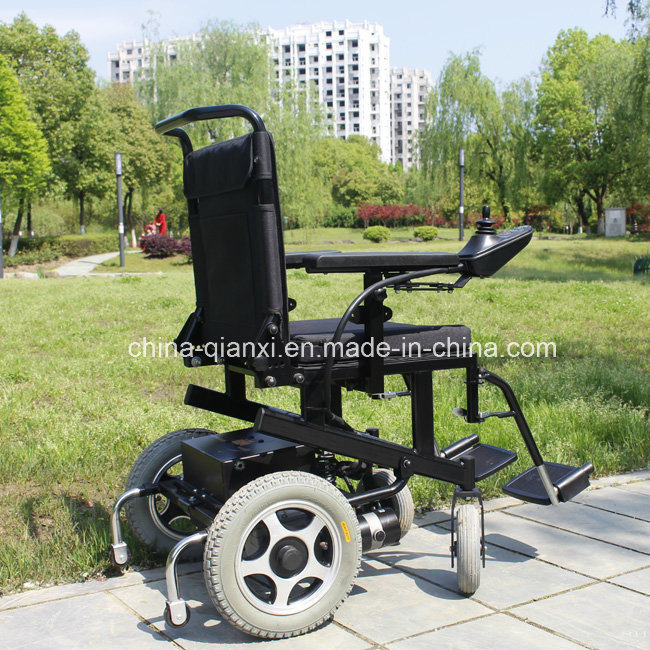 Height Adjustable Electric Wheelchair for Elderly -107fl