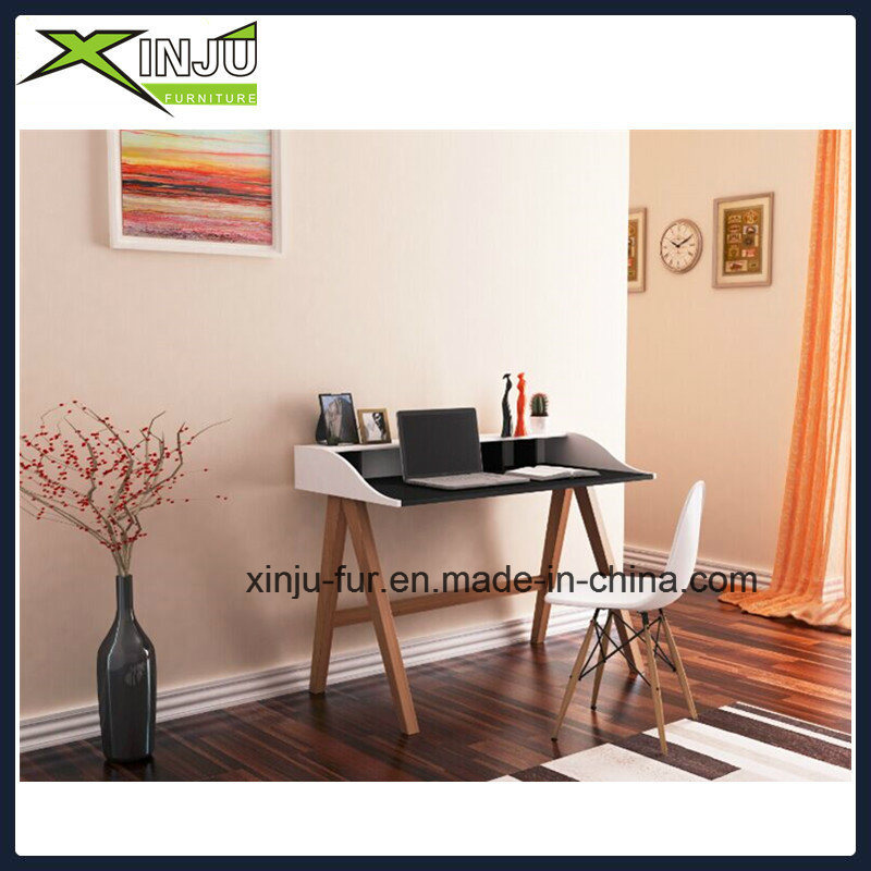 Home Office Wooden White Computer Desk (workstation)