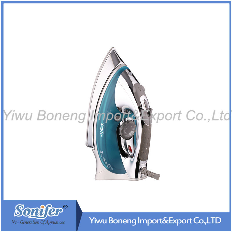 Electric Steam Iron Electric Iron Travelling Iron Si106-785 with Ceramic Soleplate
