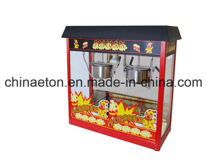 Eton Luxury Electric Popcorn Machine with Teflon Pot in Black Color (ET-POP6A-2)