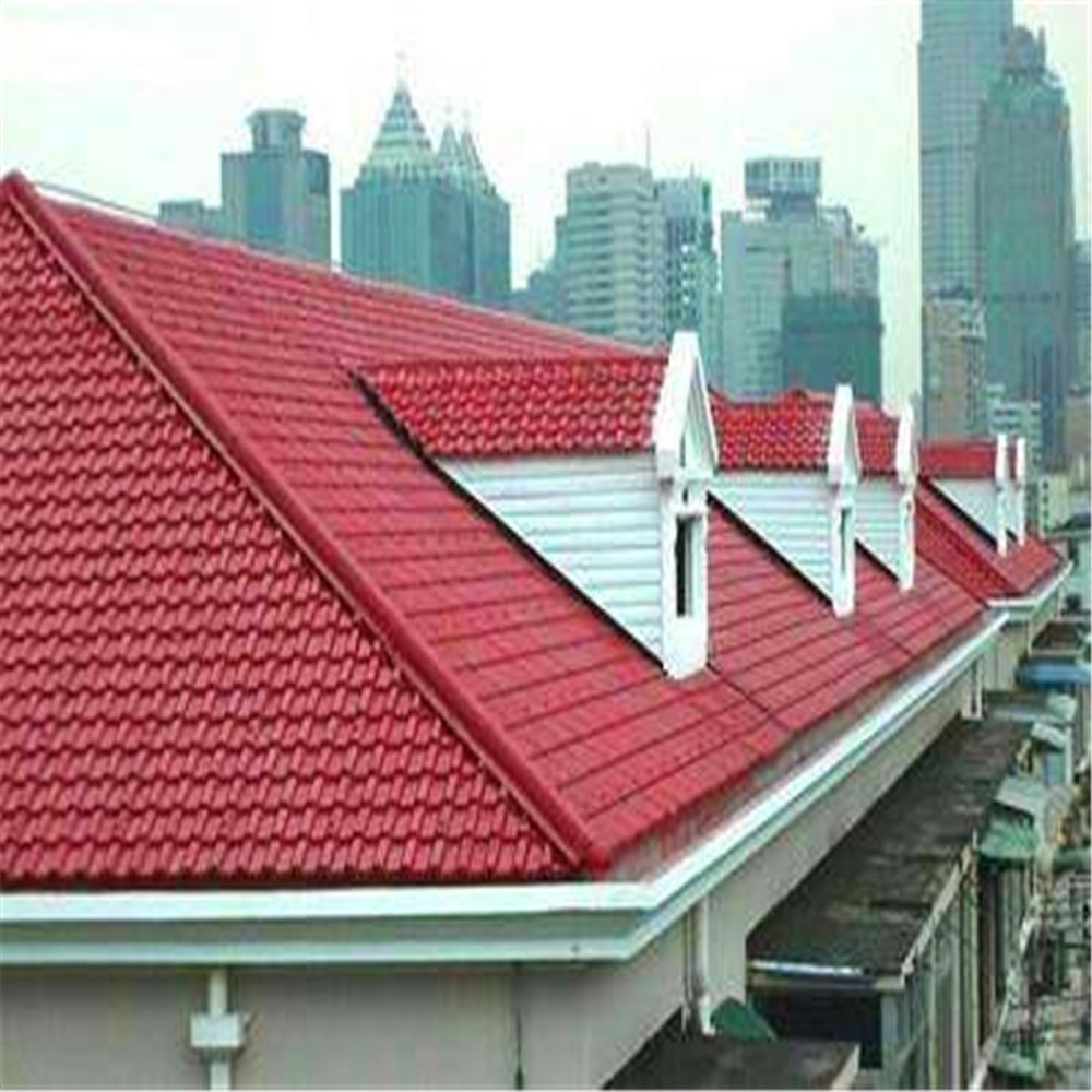 High Quality Anti-Corrosion ASA Synthetic Resin Plastic Roof Tile