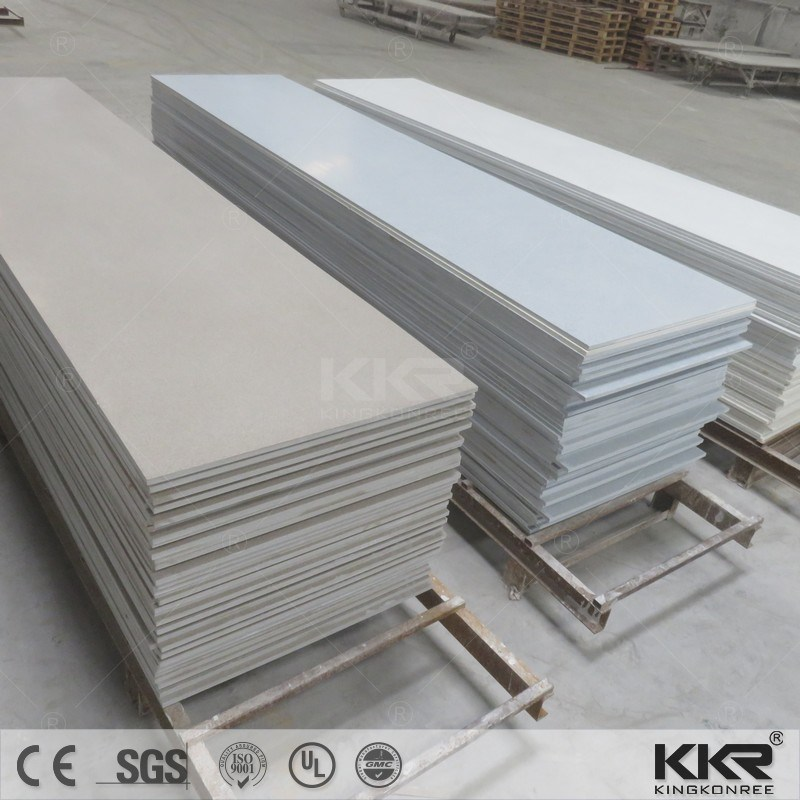 China Construction Building Material Acrylic Solid Surface for Countertop