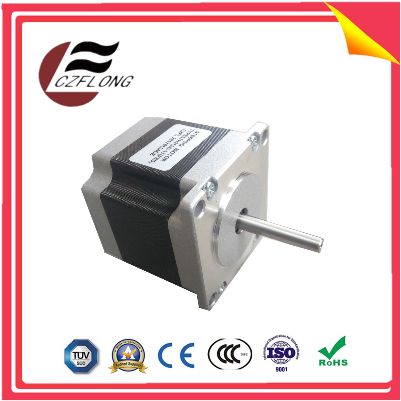 Warranty 1-Year NEMA23 57*57mm Stepping Motor 1.8-Deg for CNC Machine