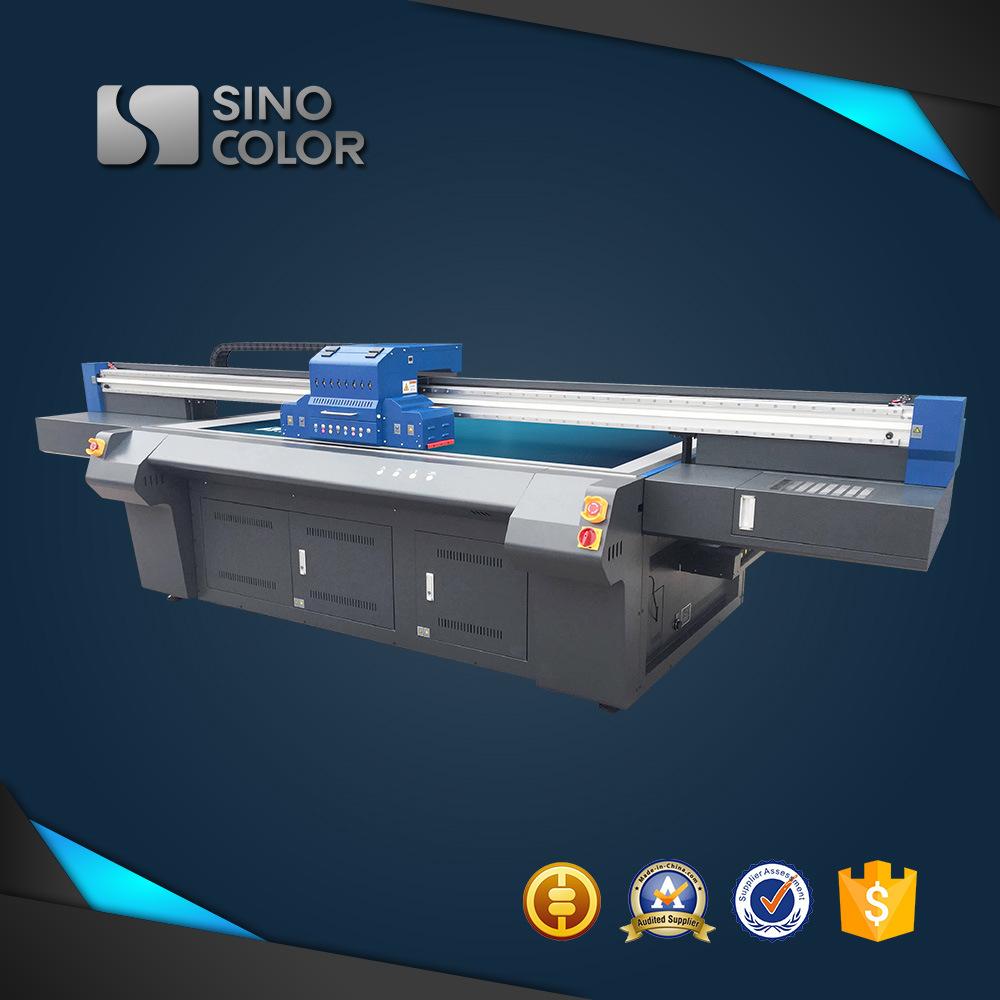 Sinocolor Fb-2030r High Productivity UV Flatbed Printer, Flatbed Printer, UV LED Printer, Digital Printer