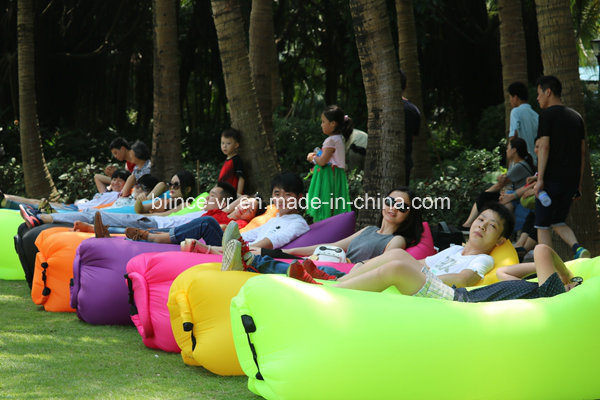 Air Lounger Sofa for Outdoor and Indoor with Carry Bag