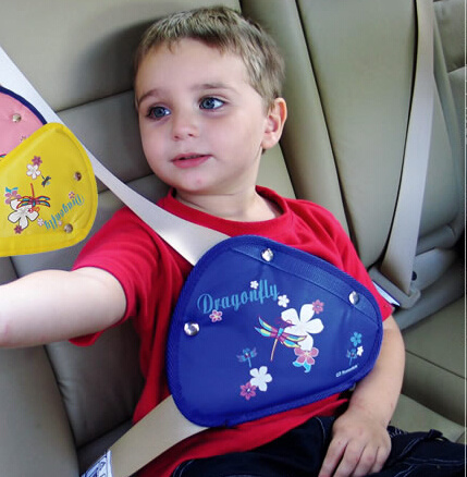 Child Safety Belt Adjuster, to Prevent Children From Being a Safety Belt Tightening Neck, Regulation of Automobile Safety Belt Angle for Children Comfort