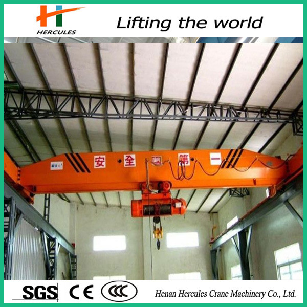 Lda Type Light Duty Electric Hoist Single Girder Overhead Crane