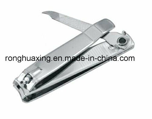Toe Nail Clipper with Nail File N-211b