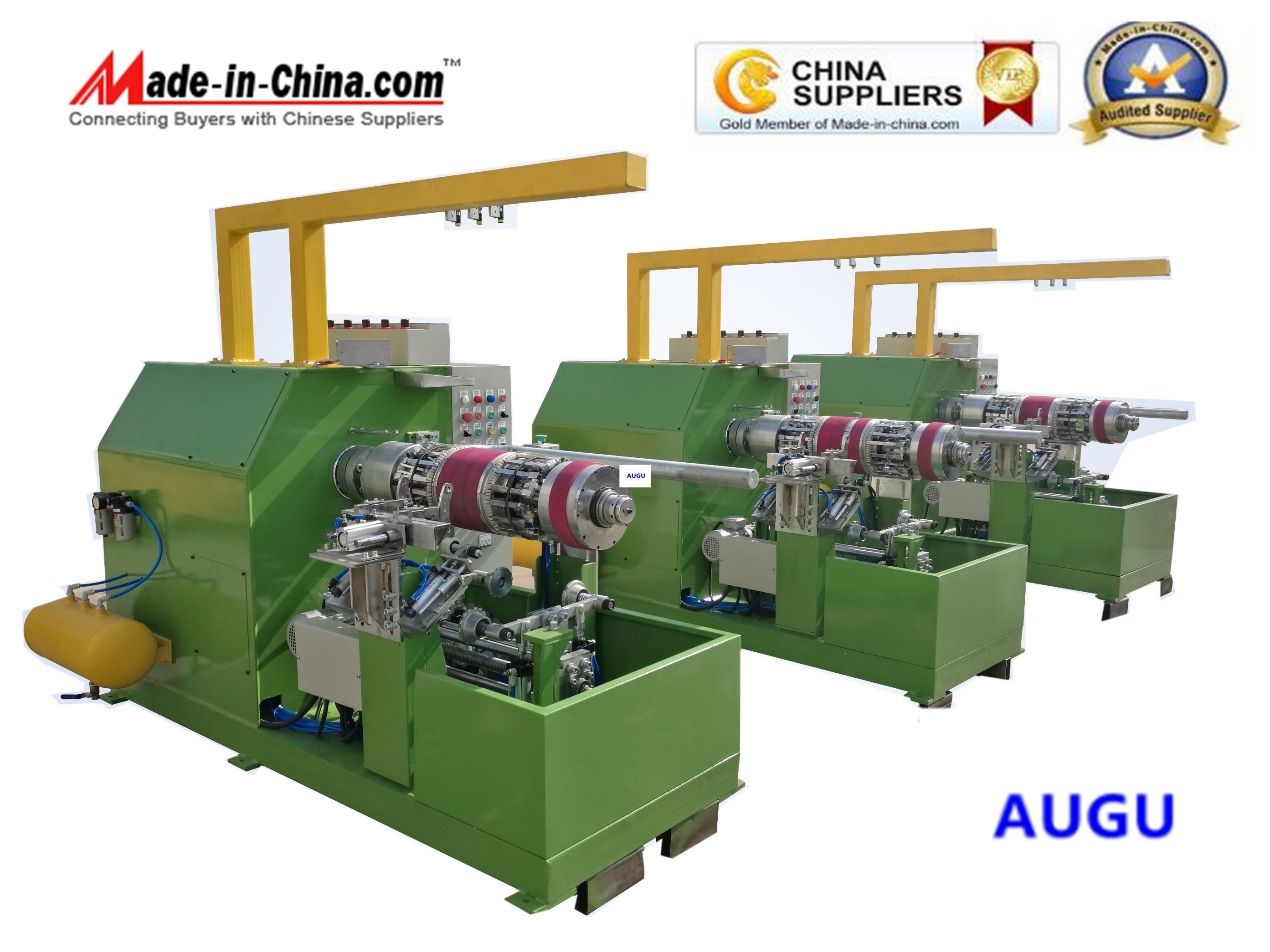 The Customizable Motorcycle Tyre Molding Machine with Fully Automatic Control