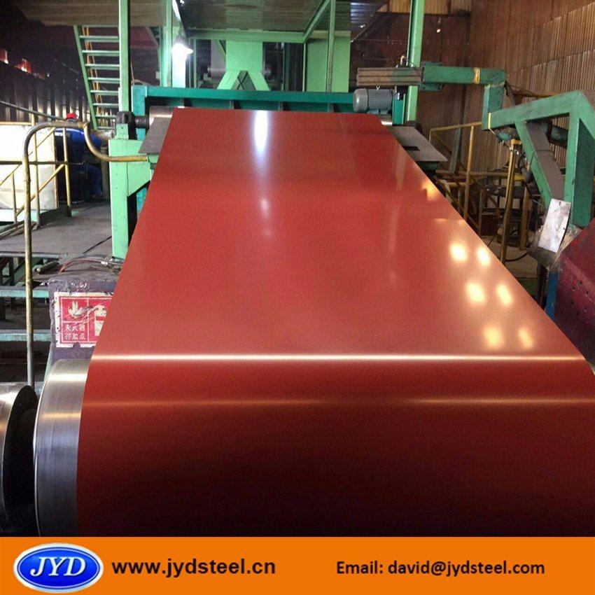 Pre-Painted Galvanized Steel Coil/Strip PPGI