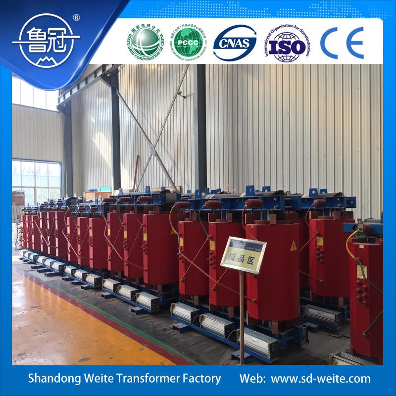 11kv Resin Moulded Dry-Type Distribution Power Transformer