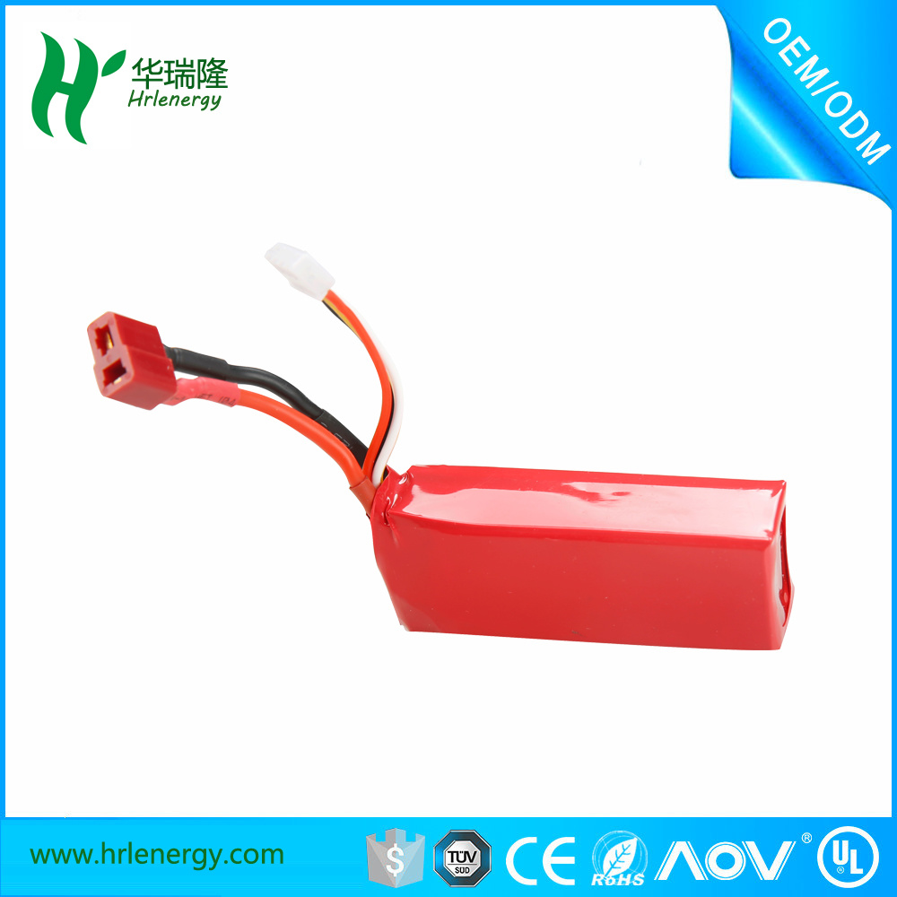 Factory Cell 35c 7.4V 1800mAh with Ce RoHS