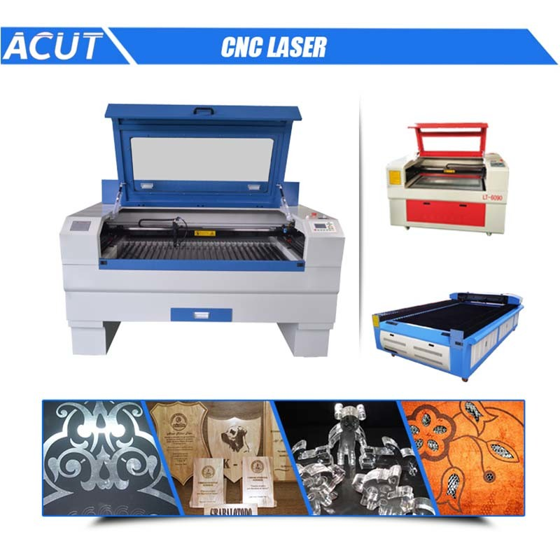 Acut 1390 CO2 Laser Engraving and Cutting Machine