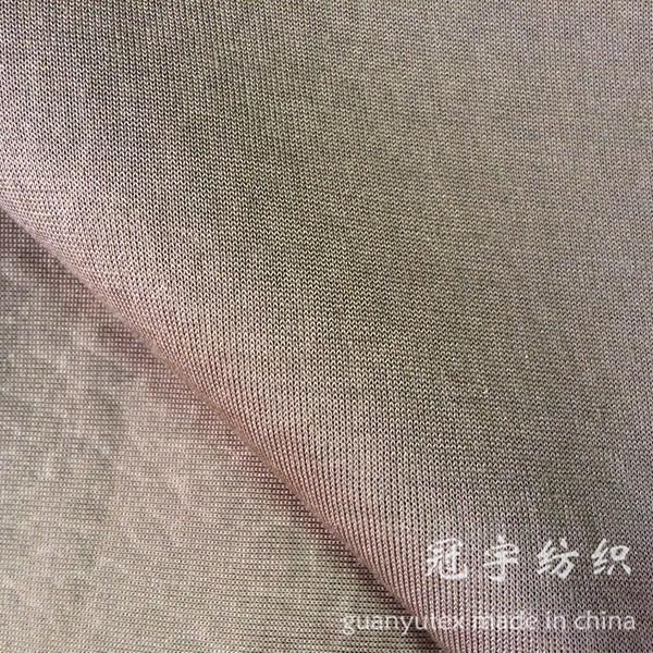 Gilding Process Suede Fabric Compound for Decoration Sofa