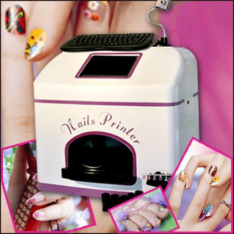 nail printing machine