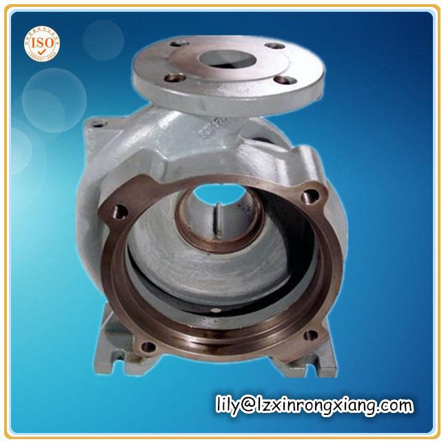 Grey Iron Casting, Cast Iron Water Meter Body