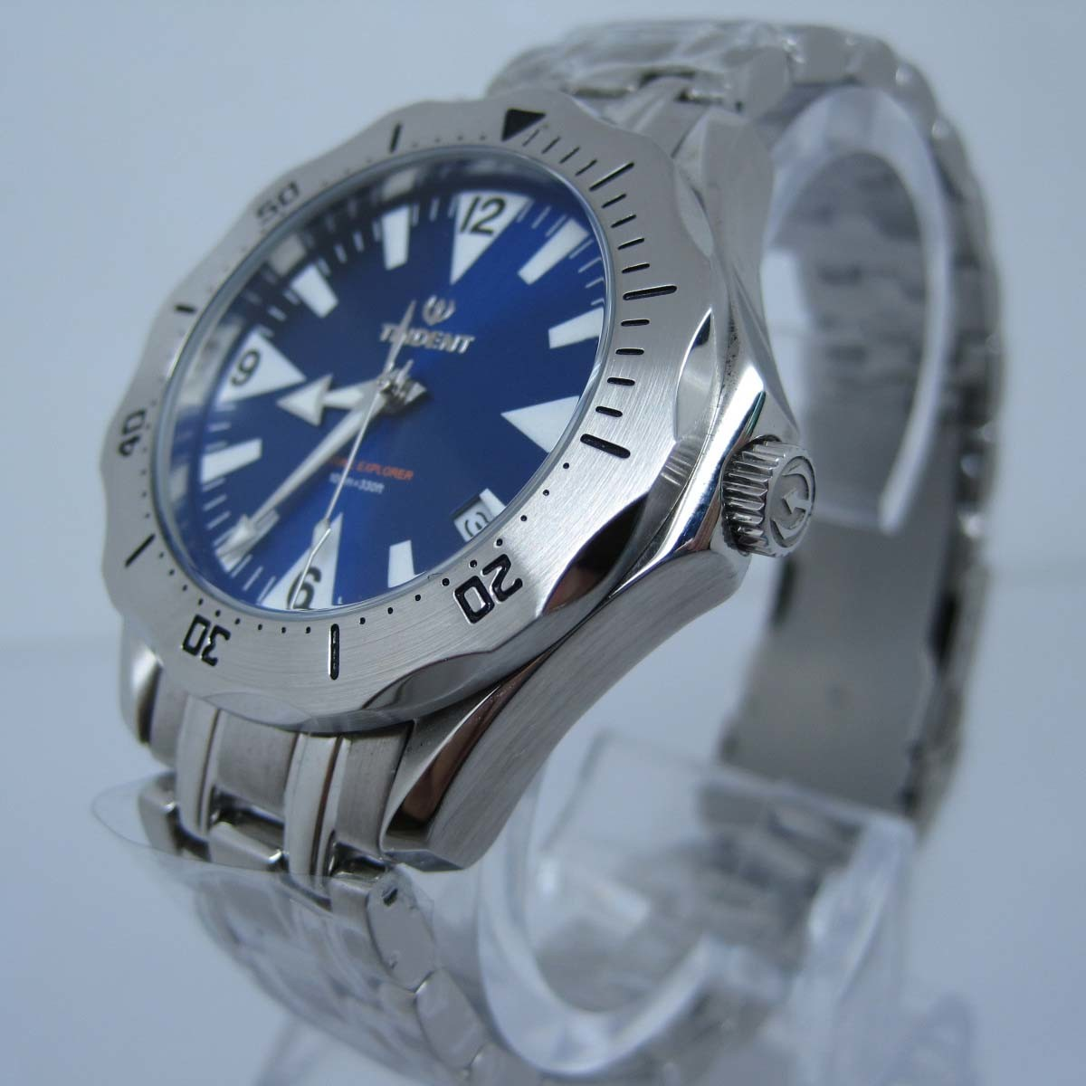 Stainless Steel Watch, Automatic Watch (JA-15003)