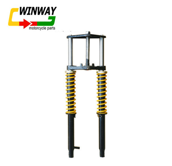 Ww-6133 Dayun150 Front Fork Assembly, Shock Absorber